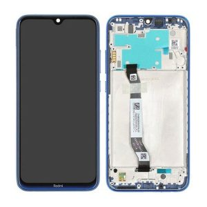 Genuine Redmi Note 8 LCD Display Touch Screen Blue | Part Number: 5600030C3J00 | Delivered in EU UK and rest of the world |