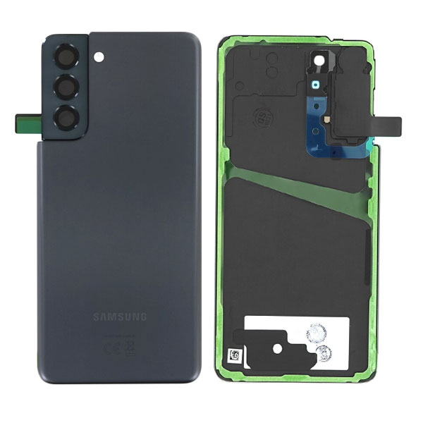 Genuine Samsung Galaxy S21 5G Battery Back Cover Phantom Grey | Part Number: GH82-24519A | Delivered in EU UK and rest of the world |