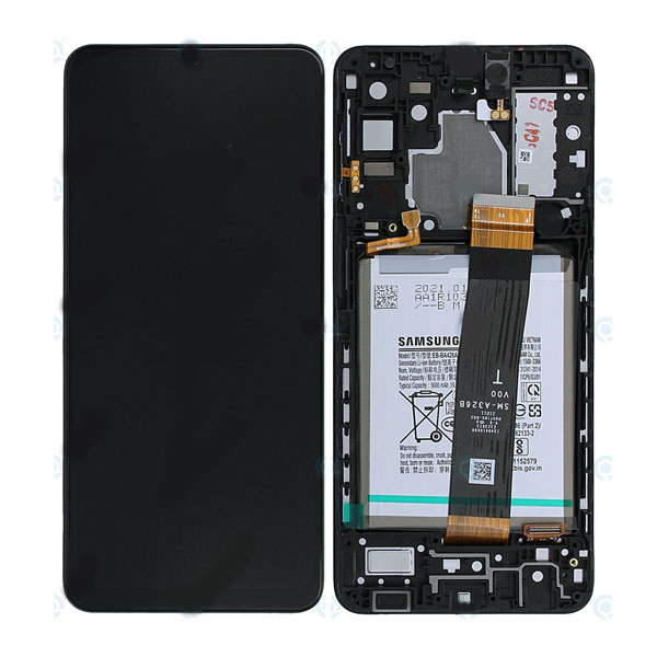 Genuine Samsung Galaxy A32 5G LCD Display Touch Screen With Battery | Part Number: GH82-25453A | Delivered in EU UK and rest of the world |