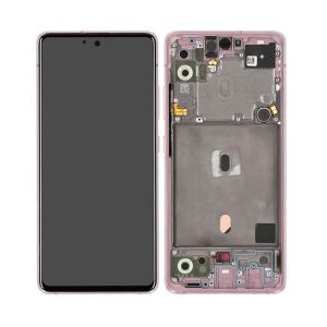 Genuine Samsung Galaxy A51 5G LCD Display Touch Screen Pink | Part Number: GH82-23100C | Delivered in EU UK and rest of the world |