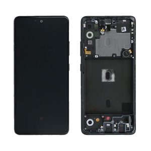 Genuine Samsung Galaxy A52 5G LCD Display Touch Screen Violet | Part Number: GH82-25230C | Delivered in EU UK and rest of the world |