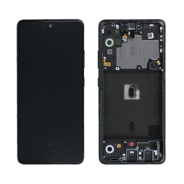 Genuine Samsung Galaxy A52 5G LCD Display Touch Screen White | Part Number: GH82-25230D | Delivered in EU UK and rest of the world |