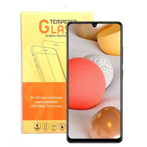 Samsung Galaxy A42 5G Tempered Glass Screen Protector | Delivered in EU UK and rest of the world | Phoneparts |