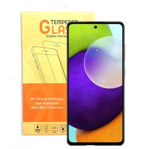 Samsung Galaxy A52 5G Tempered Glass Screen Protector | Delivered in EU UK and rest of the world | Phoneparts |
