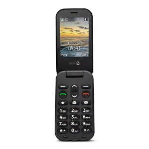 Doro 6040 Flip Phone Easy to Use 3MP 8GB RAM Phoneparts | Delivered in EU UK and rest of the world | Phoneparts |
