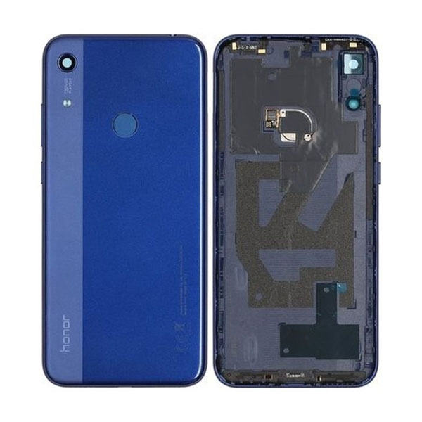 Genuine Huawei Honor 8A Battery Back Cover Blue   Product Number: 02352LAW   Delivered in EU UK and rest of the world  
