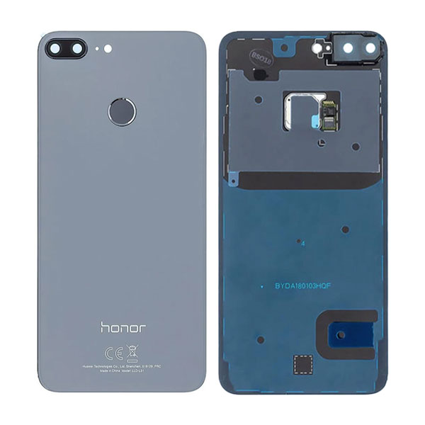 Genuine Huawei Honor 9 Lite Battery Back Cover Grey   Part Number: 02352CHV   Delivered in EU UK and rest of the world  