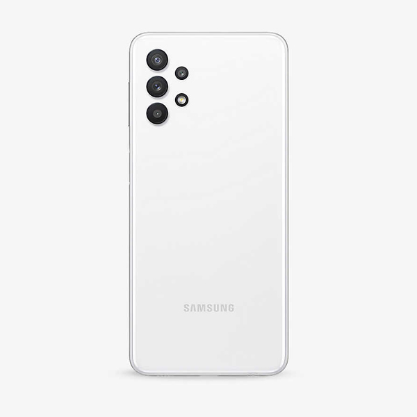 Genuine Samsung Galaxy A32 4G Battery Back Cover White