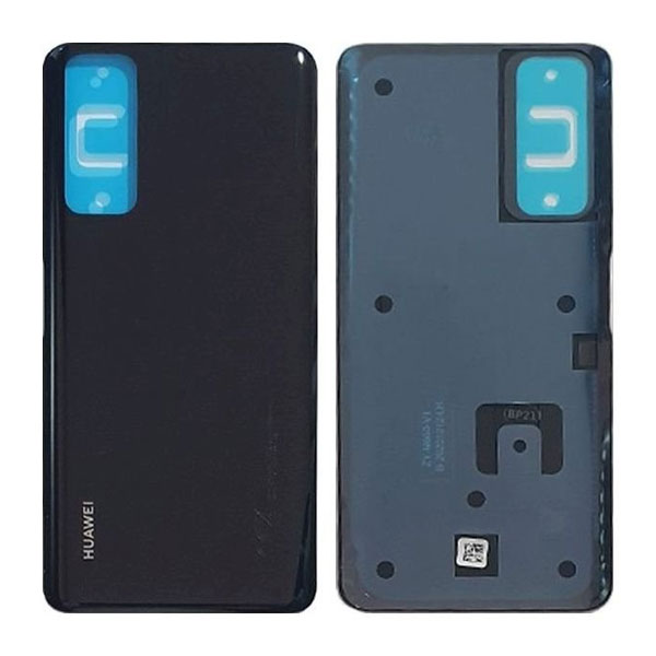 Genuine Huawei P Smart 2021 Battery Back Cover Midnight Black   Part Number: 97071ADV   Delivered in EU UK and rest of the world  