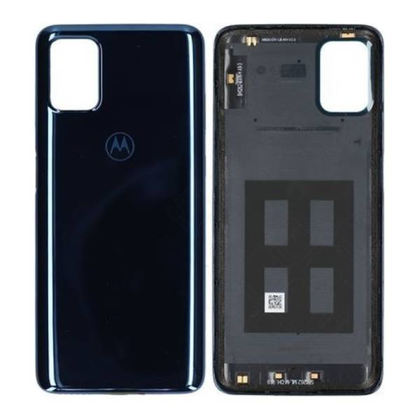 Genuine Motorola Moto G9 Plus Battery Back Cover Blue   Part Number: S948C84974   Delivered in EU UK and rest of the world  