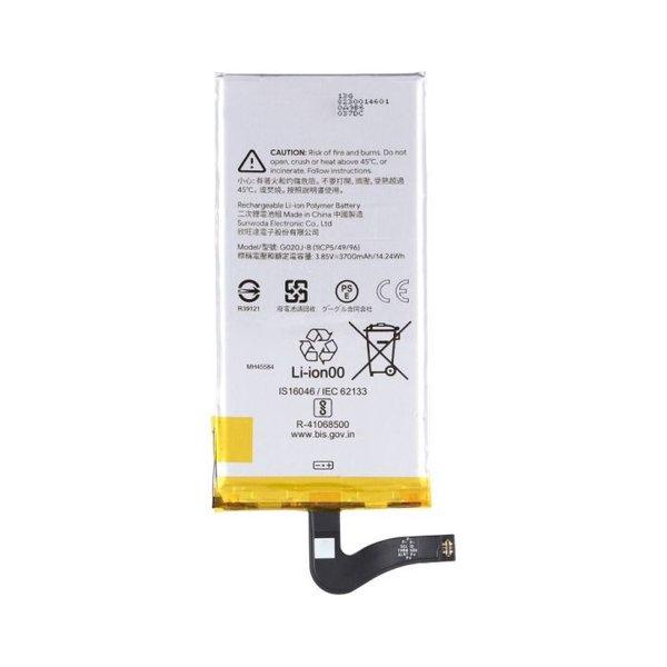 Genuine Google Pixel 5 Internal Battery Phoneparts G823-00172-01
