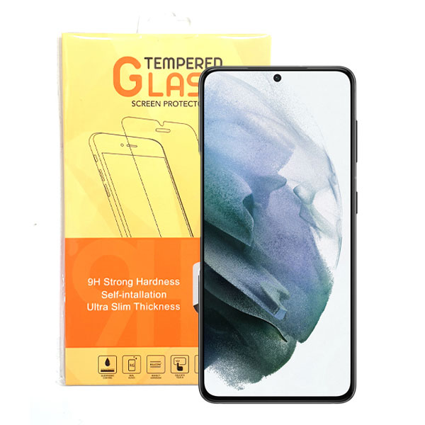 Samsung Galaxy S21 Plus Tempered Glass Screen Protector | Delivered in EU UK and rest of the world | Phoneparts |