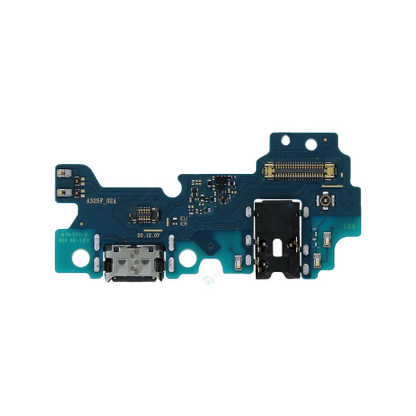 Genuine Samsung Galaxy A32 4G A325 Charging Port Flex   Part Number: GH96-14244A   Delivered in EU UK and rest of the world  