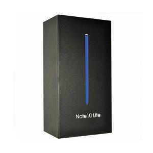 Samsung Galaxy Note 10 Lite Box