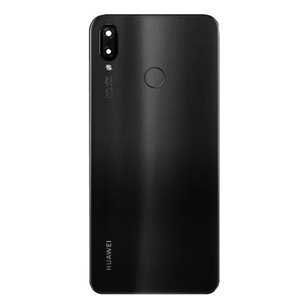 Genuine Huawei P Smart Plus Battery Back Cover Black   Part Number: 02352CAH   Price: £10.99   Delivered in EU UK and rest of the world  