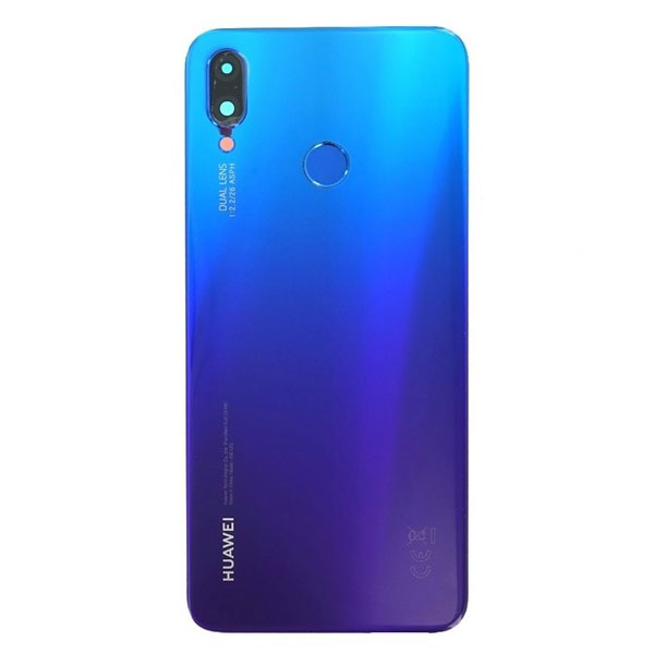 Genuine Huawei P Smart Plus Battery Back Cover Cover | Colour: Purple | Part Number: 02352CAK | Price : £12.99 | Delivered in EU UK |