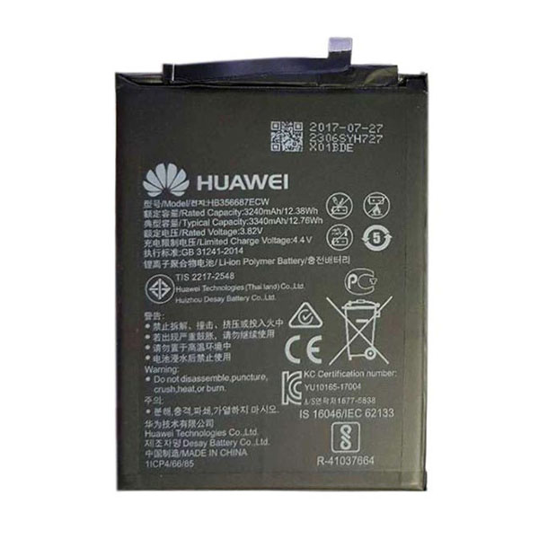 Genuine Huawei P30 Lite Internal Battery | Part Number: HB356687ECW | Price: £11.99| Delivered in EU UK and rest of the world |