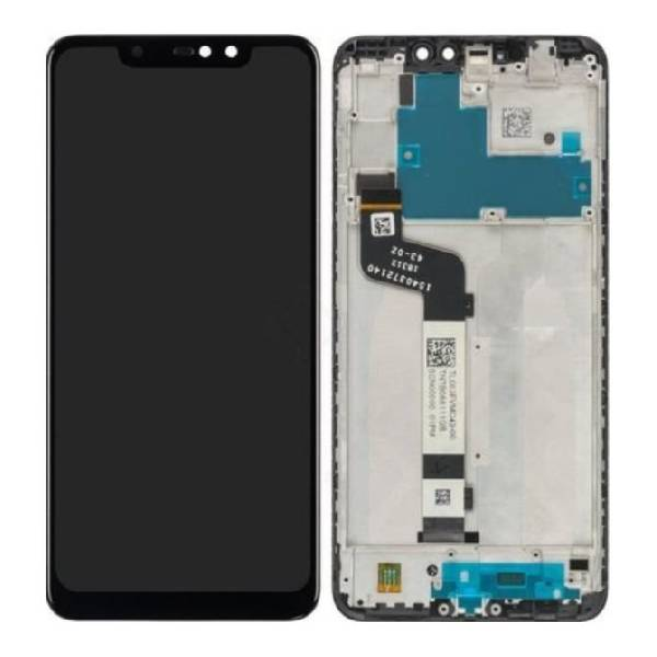 Genuine Xiaomi Redmi Note 6 Pro IPS LCD Display Touch Screen Black   Part Number: 5606100640C7   Delivered in EU UK and rest of the world  