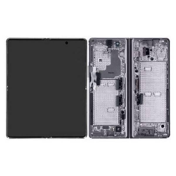 Genuine Samsung Galaxy Z Fold 2 5G Foldable Dynamic Amoled Display Mystic Grey Thom Browne | Part Number: GH82-23968D|