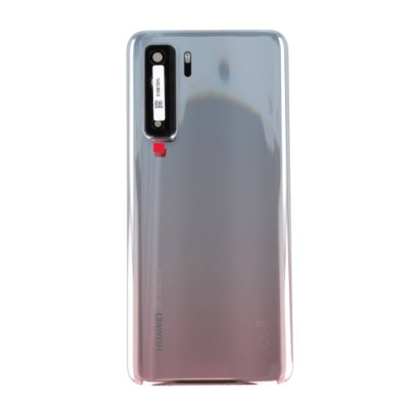 Genuine Huawei P40 Lite 5G Battery Back Cover Space Silver | Part Number: 02353SMV | Delivered in EU UK and rest of the world |