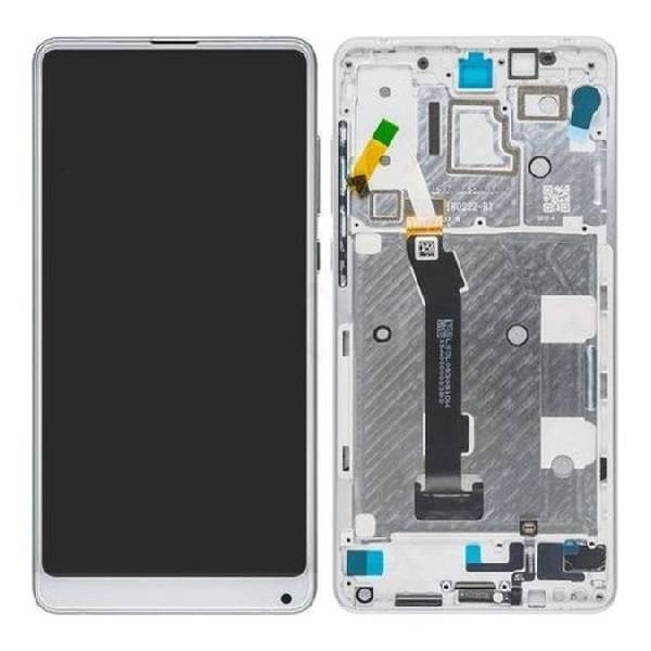 Genuine Xiaomi Mi Mix 2 IPS LCD Display Touch Screen White   Part Number: 560410016033   Delivered in EU UK and rest of the world  