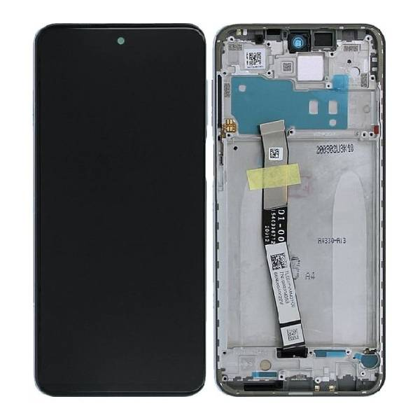 Genuine Xiaomi Redmi Note 9S IPS LCD Display Touch Screen White | Part Number: 560002J6A100 | Delivered in EU UK and rest of the world |