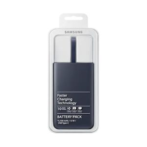 Genuine Samsung Fast Charging Battery Pack Blue Arctic %%sep%% Price: £14.99 %%sep%% Delivered in EU UK and rest of the world.