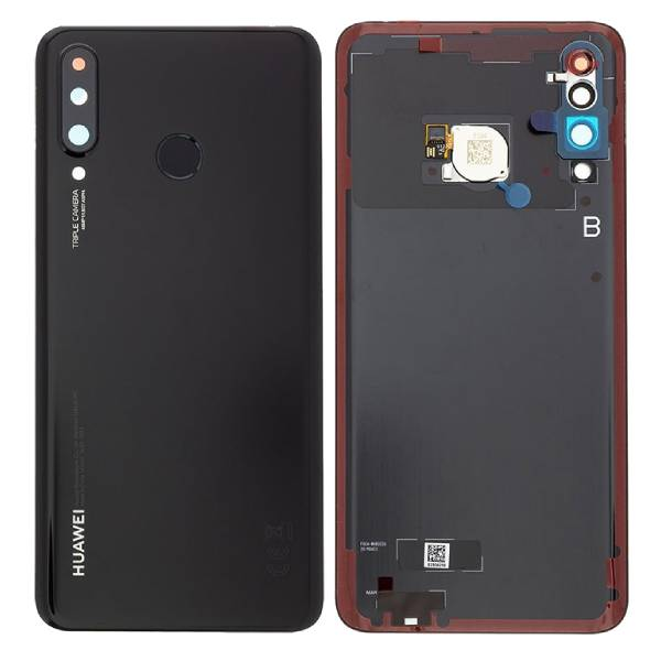 Genuine P30 Lite New Edition Battery Back Cover Black   Part Number: 02353NXM   Delivered in EU UK and rest of the world  