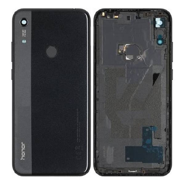 Genuine Huawei Honor 8A Battery Back Cover Black | Part Number: 02352LAV | Delivered in EU UK and Rest of the world |