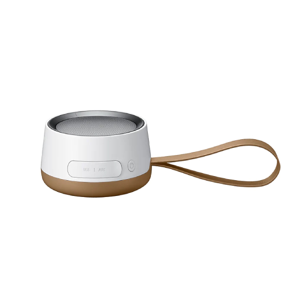 Genuine Samsung Wireless Speaker Scoop Design White %%sep%% Price: £17.99 %%sep%% Delivered in EU UK and rest of the world.
