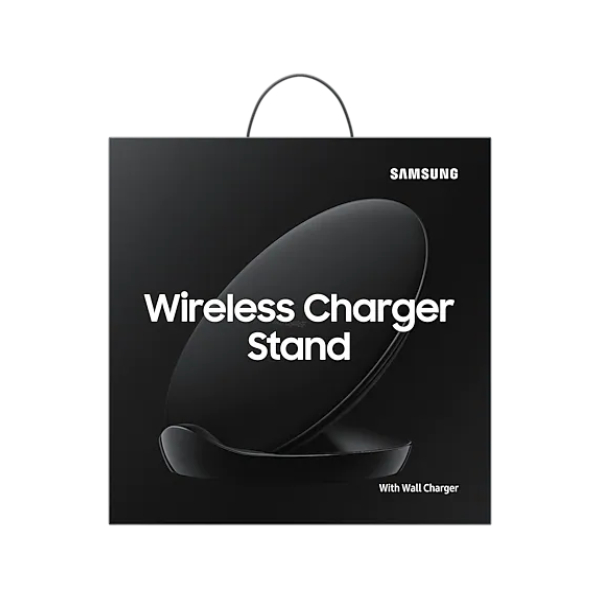 Genuine Samsung Wireless Fast Charger EP-N5100 Stand Black %%sep%% Price: £19.99 %%sep%% Delivered in EU UK and rest of the world.