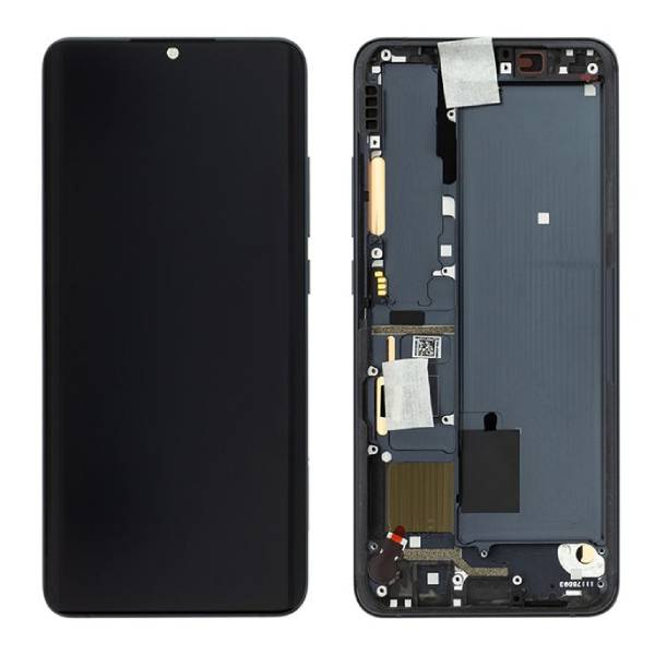 Genuine Xiaomi Mi Note 10 Pro AMOLED Display Black | Part Number: 56000300F400 | Price: £117.99 | Delivered in EU UK and rest of the world |