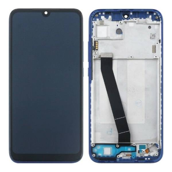 Genuine Xiaomi Redmi 7 IPS LCD Display Blue   Part Number: 561010017033   Price: £28.99 Delivered in EU UK and rest of the world  