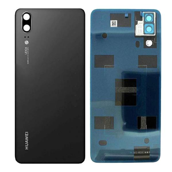 Genuine Huawei P20 Battery Back Cover Black | Part Number: 02351WKS | Price: £11.99 | Delivered in EU UK and rest of the world |