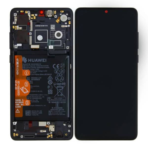 Genuine Huawei P30 New Version OLED Display Touch Screen Black | Part Number: 02354HLT | Price: 98.99 | In Stock |