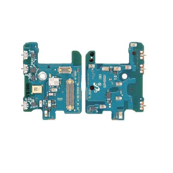 Genuine Samsung Galaxy Note 20 Ultra Sub Microphone Board   Part number: GH96-13570A   Price: £14.99   In Stock  