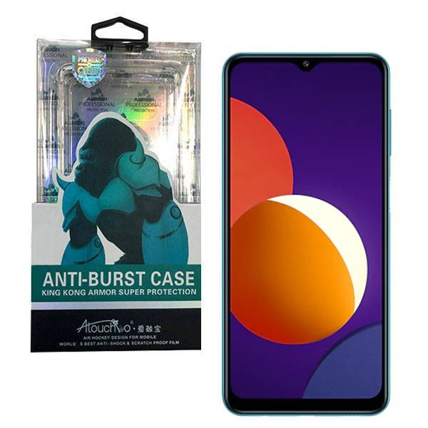 Samsung Galaxy M12 M127 Anti-Burst Protective Case | Price: £1.99 | In Stock | Delivered in EU UK and rest of the world |