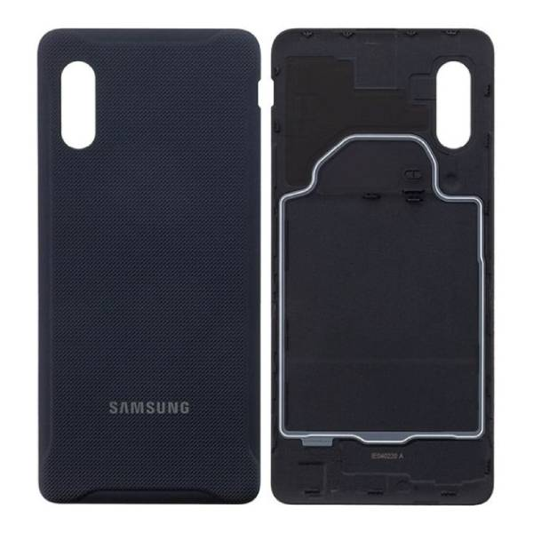 Genuine Samsung Galaxy Xcover Pro Battery Back Cover Black | Part Number: GH98-45174A | Price: £13.99 | Phoneparts |