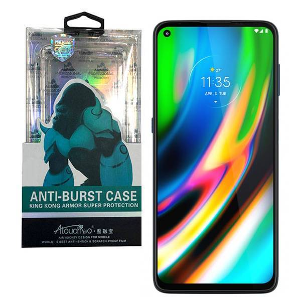 Motorola Moto G9 Plus Anti-Burst Protective Case   Price: £2.99   Delivered in EU UK and rest of the world  