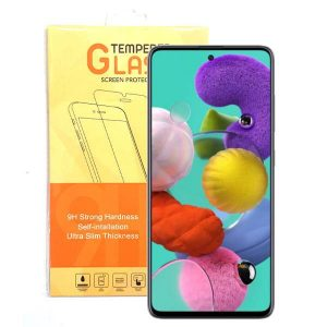 Samsung Galaxy A51 5G Tempered Glass Screen Protector | Price: £1.99 | In Stock | Delivered in EU UK and rest of the world |