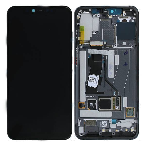 Genuine Xiaomi Mi 8 Pro Super AMOLED Display Touch Screen Black | Part Number: 5601100040B6| Price: £113.99 | In Stock |