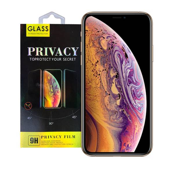 iPhone XS Privacy Glass Screen Protector | Price: £2.99 | Delivered in EU UK and rest of the world | Phoneparts