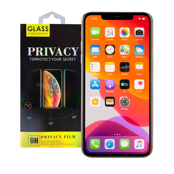 iPhone 11 Pro Privacy Glass Screen Protector | Price: £2.99 | Delivered in EU UK and rest of the world | Phoneparts |