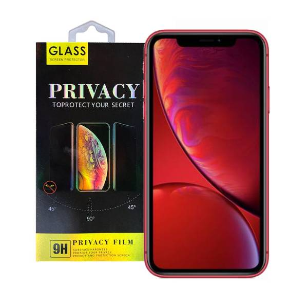 iPhone XR Privacy Glass Screen Protector   Price: £2.99   Delivered in EU UK and rest of the world   Phoneparts