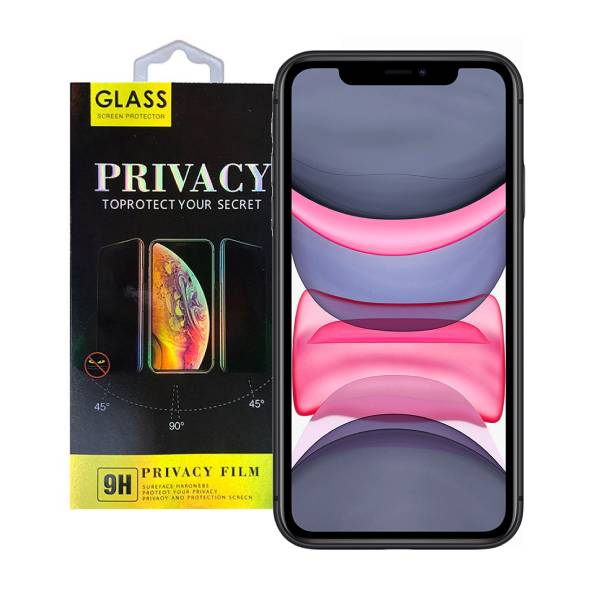 iPhone 11 Privacy Glass Screen Protector | Price: £2.99 | Delivered in EU UK and rest of the world | Phoneparts |