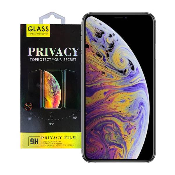 iPhone XS Max Privacy Glass Screen Protector   Price: £2.99   Delivered in EU UK and rest of the world   Phoneparts  