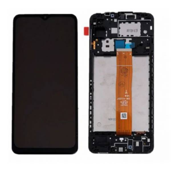 Genuine Samsung Galaxy A125 A12 PLS IPS Display | Part Number; GH82-24708A | Delivered in EU UK and rest of the world |