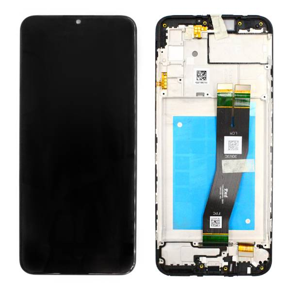 Genuine Samsung Galaxy A02S PLS IPS Display Touch Screen Non EU Version | Part Number: GH81-20118A | Price: £31.99 | In Stock |