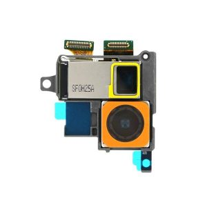 Genuine Samsung Galaxy S20 Ultra 108MP 48MP Rear Camera Module   Part Number: GH96-13111A  Price: £112.99   In Stock   Phoneparts  
