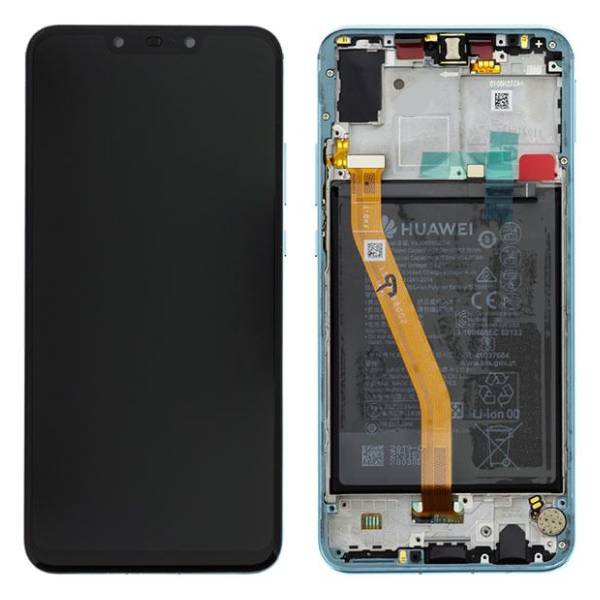 Genuine Huawei Nova 3 IPS LCD Display Touch Screen With Digitizer Blue | Part Number: 02352DTJ | Price: £26.99 | In Stock |